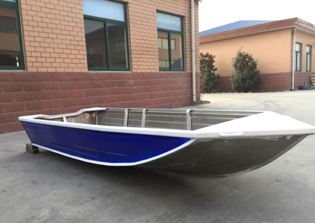 小型铝合金休闲艇系列1