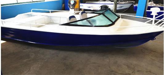 小型铝合金休闲艇系列2
