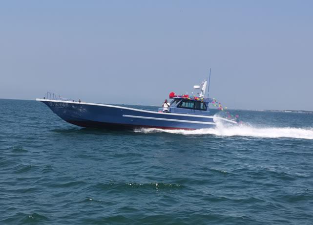 14.88米工作运输艇