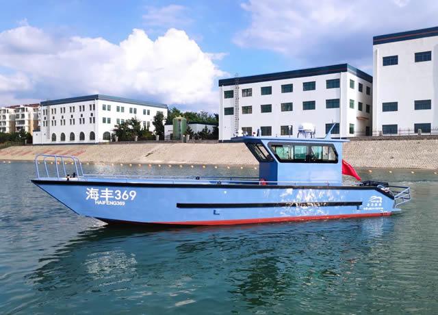 11米工作运输艇