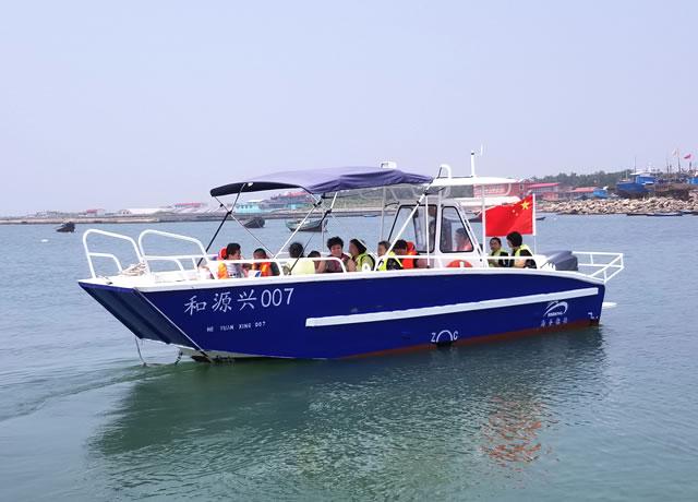 7.89米观光艇