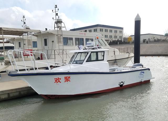 8.3米钓鱼艇