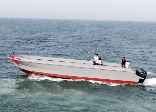 13.8米工作运输艇