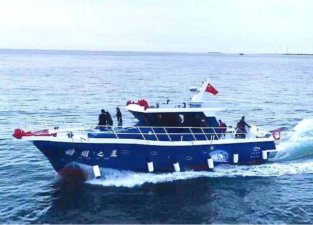 15.8米豪华游艇